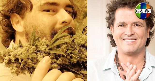 Hijo de Carlos Vives está triunfando con su negocio de Producción de Marihuana