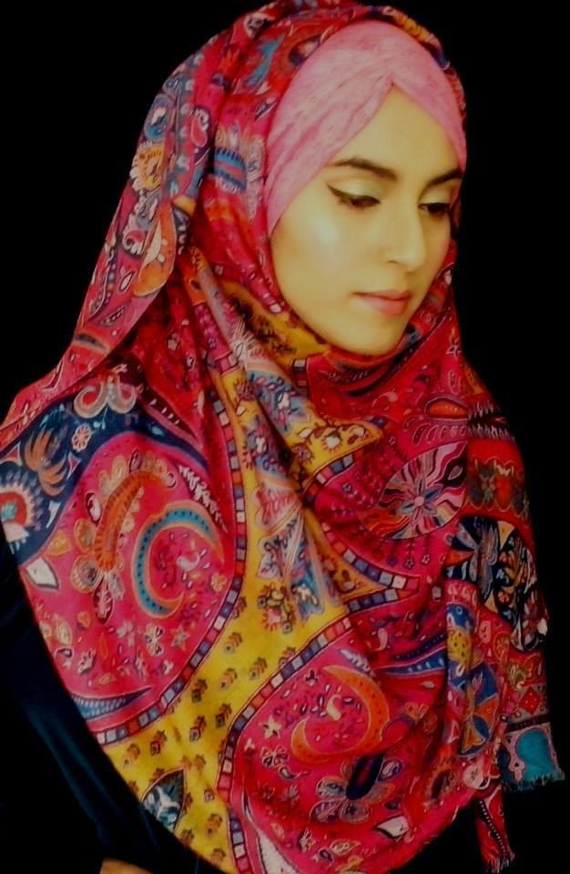 Exclusive Hijab Styles 2015 For Girls Latest Hijab Fashion Collection For Girls