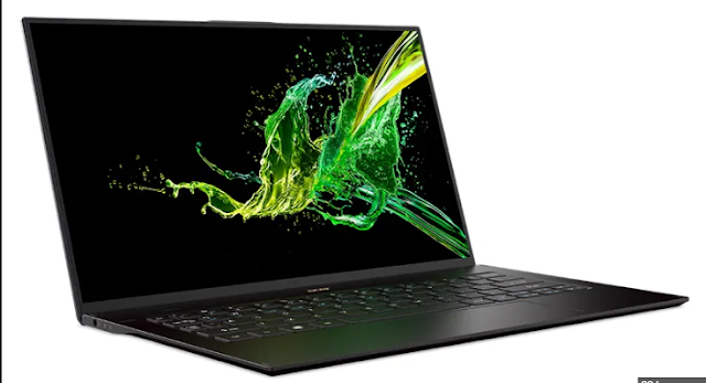 Acer Swift 7 Laptop With 92 Percent Screen-to-Body Ratio Launched at CES 2019