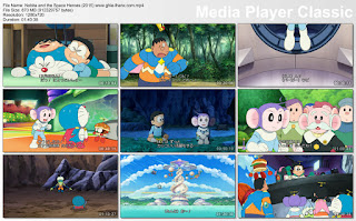 Doraemon Movie 2015 Nobita And The Space Heroes