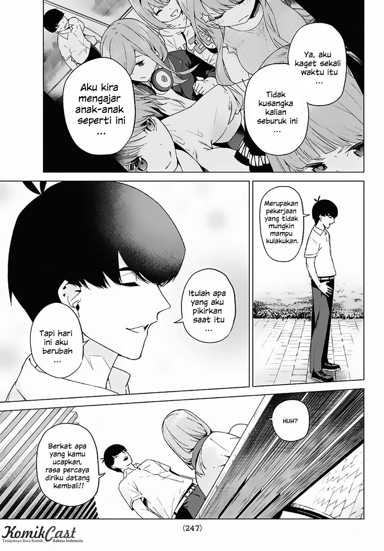 Manga Go-toubun No Hanayome Chapter 4 Bahasa Indonesia