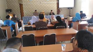 Guna Pilkada Damai, Kapolsek Purabaya Berpesan Dalam Pengajian Rutin Tingkat Kecamatan