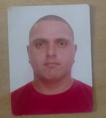 Desaparecido: Reginaldo de Souza Oliveira em Registro-SP