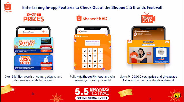 Shopee Sale Gizmo Manila
