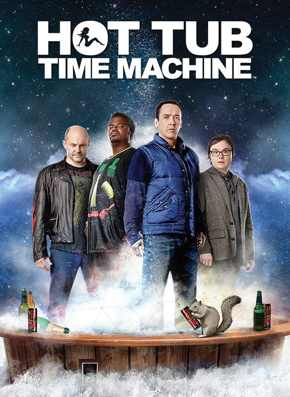Hot Tub Time Machine (Unrated) poster