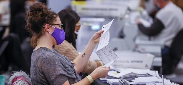 El kell különíteni a késve érkezett szavazatokat Pennsylvaniában