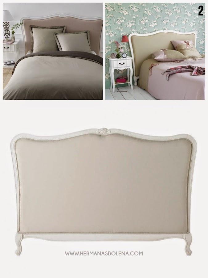 decoración cabeceros para dormitorio