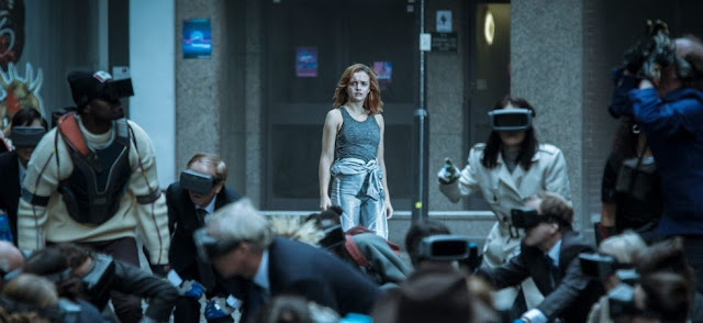 Samantha (Olivia Cooke) dans Ready Player One