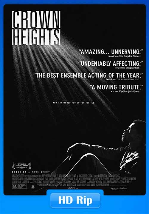 Crown Heights 2017 480p WEB-DL 300MB x264 Poster