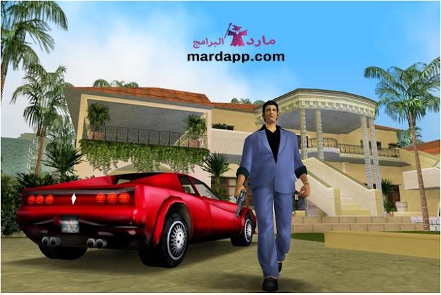 تحميل لعبة GTA Vice City جاتا فايس سيتي للكمبيوتر برابط مباشر مضغوطة مجانا بحجم صغير