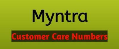 Myntra Customers Care No, Myntra Cust Care No