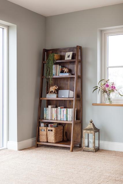 Mallani Large Ladder Bookcase