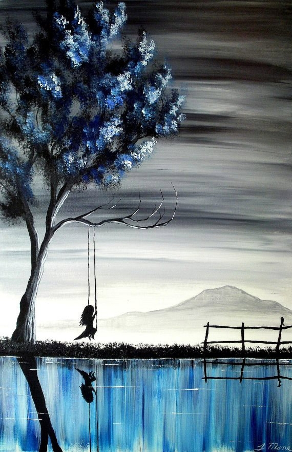 01-The-Girl-on-the-Swing-II-Blue-Paintings-by-Justin-Mane-www-designstack-co
