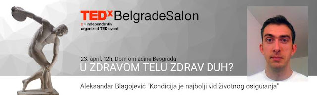 TEDxBelgradeSalon