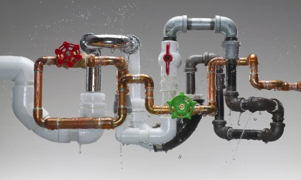 reparación tuberías sistemas calefacción Sevilla