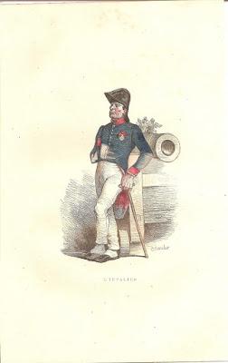 L'invalide (around 1823) by Nicolas Toussaint Charles (Musée de l'Armée, Paris)