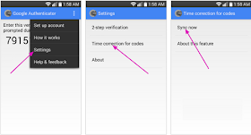 authentication android