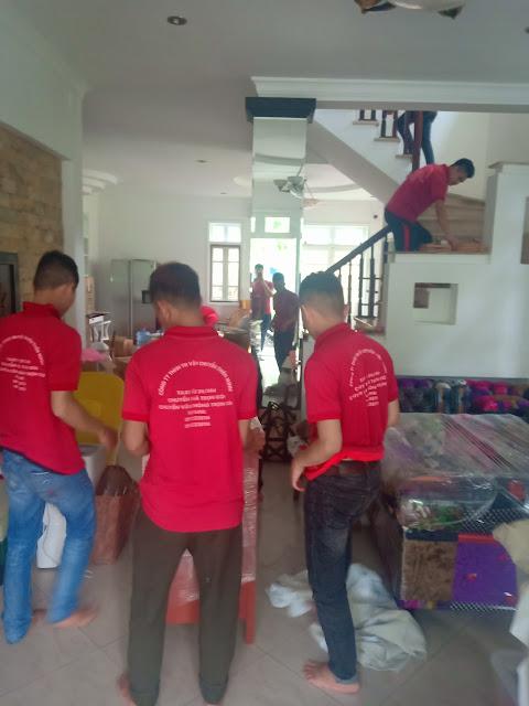 Dịch vụ vận tải chuyển dọn an toàn tại Hà Nội