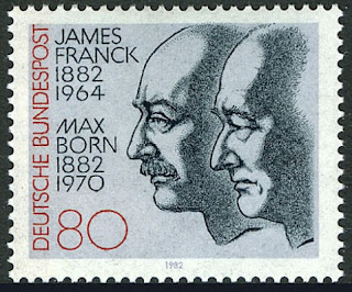 Germany  James Franck,Max Born,physicists, developed quantum theory,1982