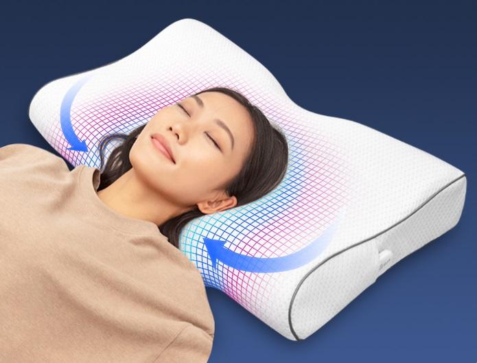 Huawei Smart Latex Pillow With Sleep Monitoring