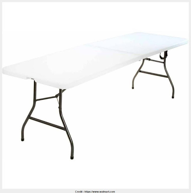 Top 8 Foot Folding Table Gallery
