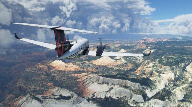 Microsoft Flight Simulator Torrent Gameplay