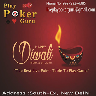 Card Games Diwali Celebration 2019 - Teen Patti Party | PlayPokerGuru