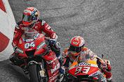 Rossi: 2019 Musim Yang Hampir Sempurna Bagi Marquez
