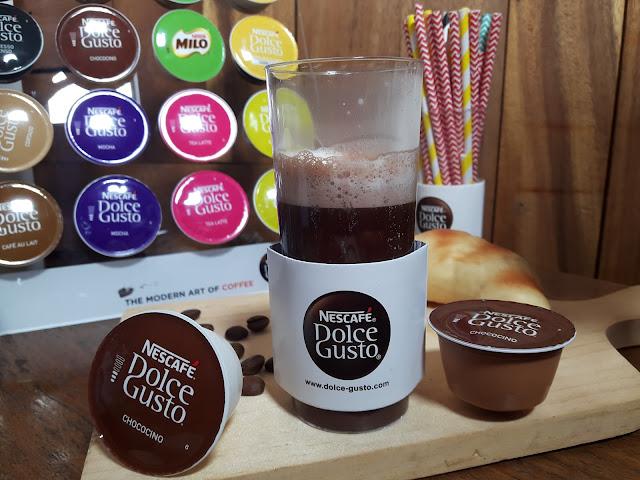 Kini Telah Hadir Nescafe Dolce Gusto Di Bandung