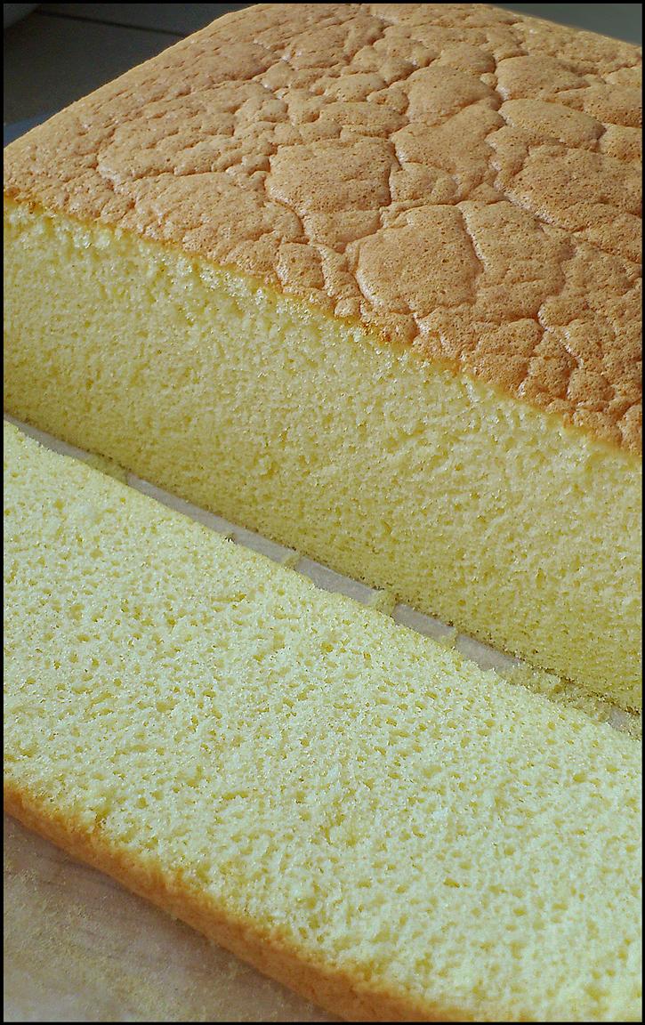 Kitchentigress Ogura Cake 相思蛋糕