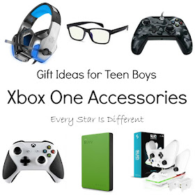 Xbox One Accessories: Gift Ideas for Teen Boys