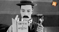 Sherlock. Jr (1924) - Cine para invidentes