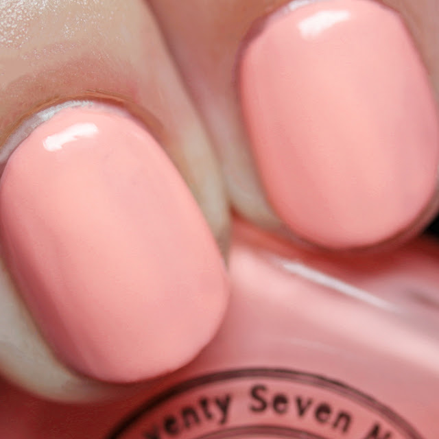 Seventy-Seven Nail Lacquer In Your Dreamsicle