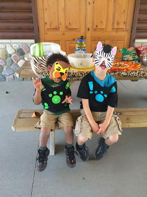 Wild Kratts Birthday Party When Hello Means Good Bye