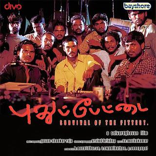 Pudhupettai (2006) Tamil Full Movie HDRip 700MB