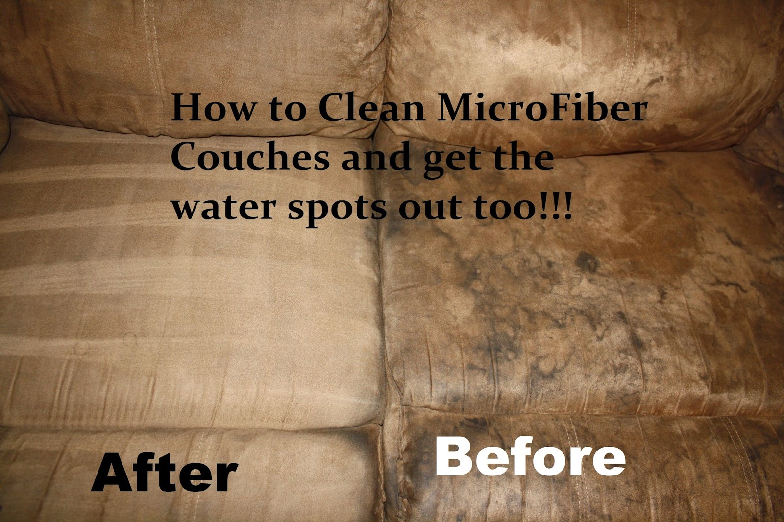 How To Clean Stains On Fabric Sofa Circle Walter Knoll Tada 39s Kooky Kitchen Microfiber Couches And