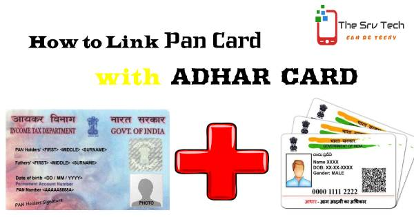 How to Link Pan Card with Adhar Card