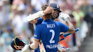 Alex Hales 112 - AB de Villiers 101 - South Africa vs England 5th ODI 2016 Highlights