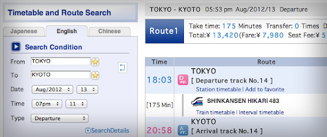 Webs interessants a l´hora de preparar el viatge a Japó