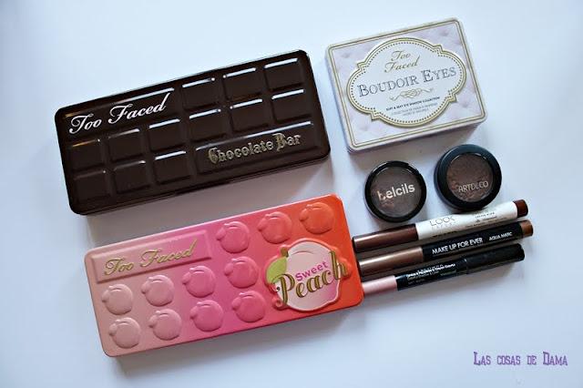 Favoritos 2016  Maquillaje belleza makeup eye shadow