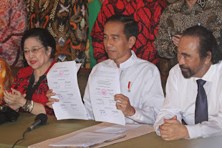 Skenario Jabatan 3 Periode Presiden Jokowi