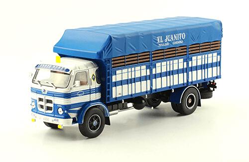 Pegaso 1965 L 1968 El Juanito colección camiones pegaso salvat