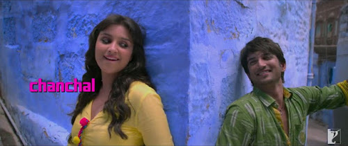 Chanchal Mann Ati Random - Shuddh Desi Romance (2013) Full Music Video Song Free Download And Watch Online at worldfree4u.com