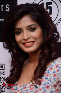 Actress Sanchita Shetty Pictures at Mirrors Salon App Launch Event 0002.JPG