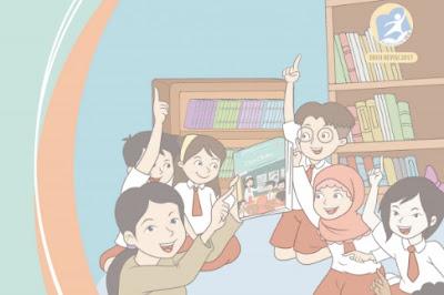 Download Buku Kelas 4 SD Kurikulum 2013 Semester 2 Revisi Terbaru