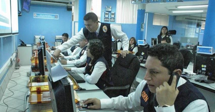 Fuerte sismo no ocasionó daños en Lima, informó INDECI - www.indeci.gob.pe