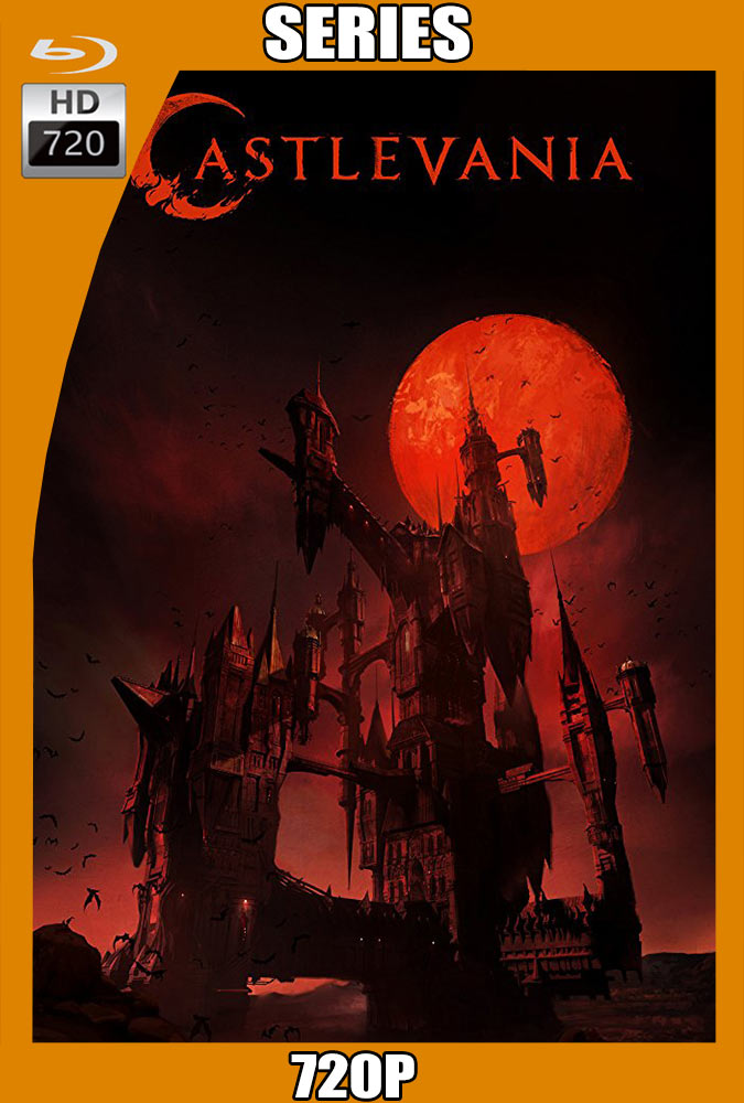 Castlevania Temporada 1 Completa HD 720p Latino Google Drive