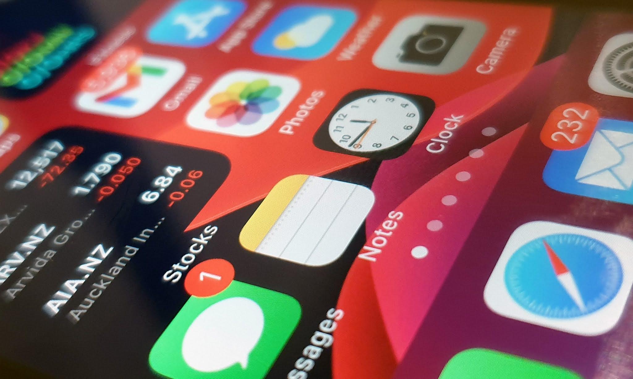 iPhone 13-rumours