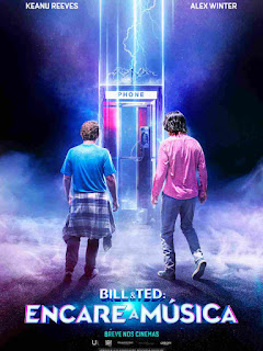 Review – Bill e Ted: Encare a Música
