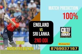 Sure Shot ODI 2021 Today match prediction ball by ball England vs Sri Lanka 2nd Match 100% sure Tips✓Who will win SL vs Eng Match astrology